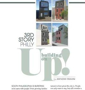 """Building on Up"" (RowHome Phila. Mag)"
