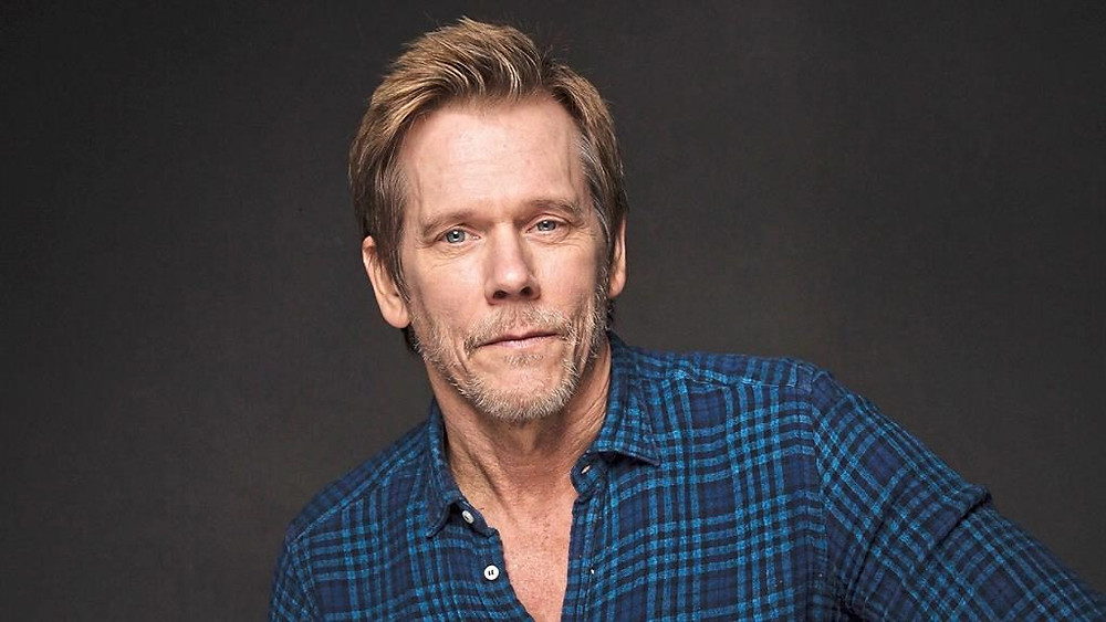 Kevin Bacon - an actor I have wanted to work with from day one since I have been interested in making films and directing plays