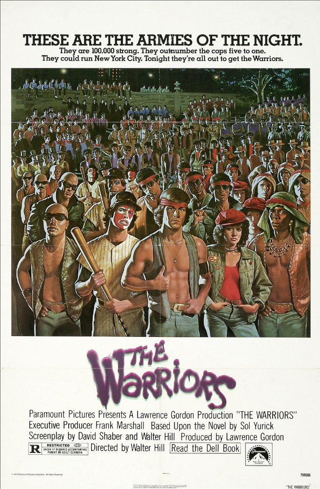 Walter Hills The Warriors, the premise for 6 Days resonated with his film