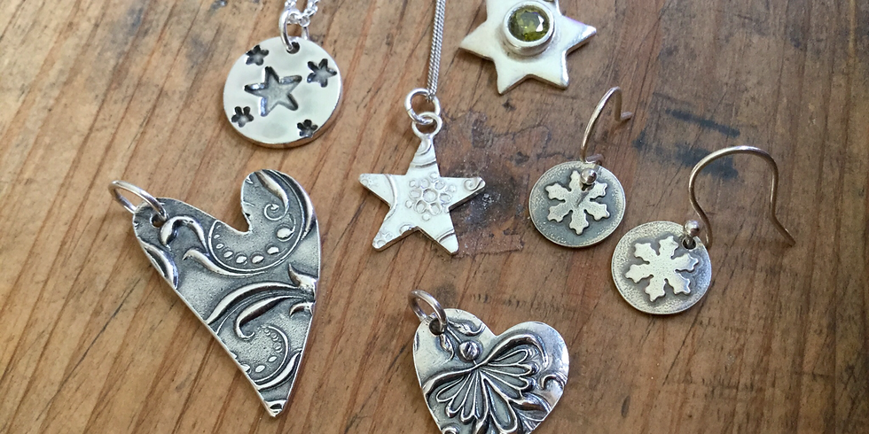 SOLD OUT Silver Clay Workshop
