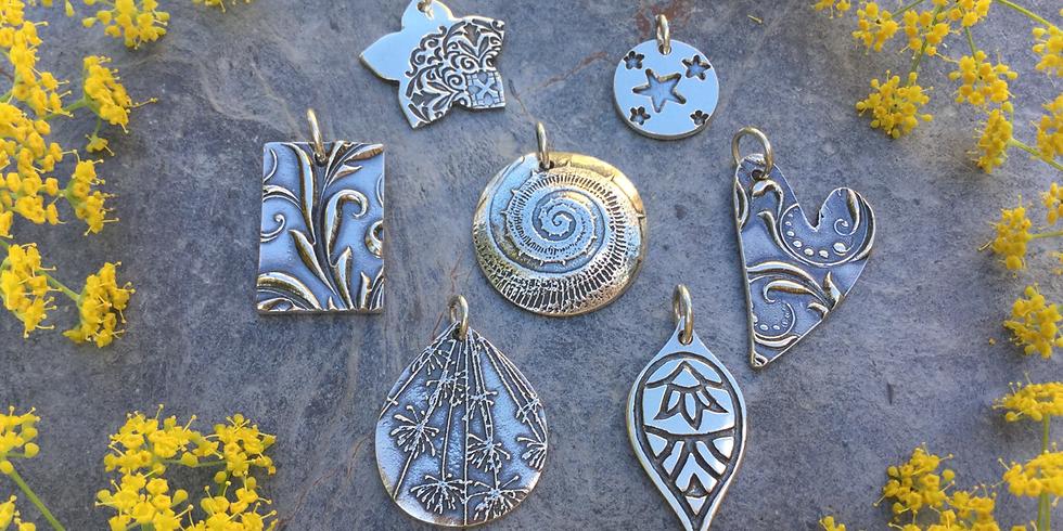 POSTPONED Silver Jewellery Workshop