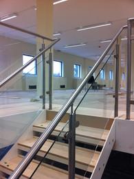 (42) Staircase over three floors - Job Centre Plus