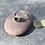 Thumbnail: Sea Glass & Silver Pebble Ring