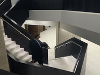 (7) QE2 feature staircase