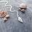 Thumbnail: Small Silver Shell Pendant