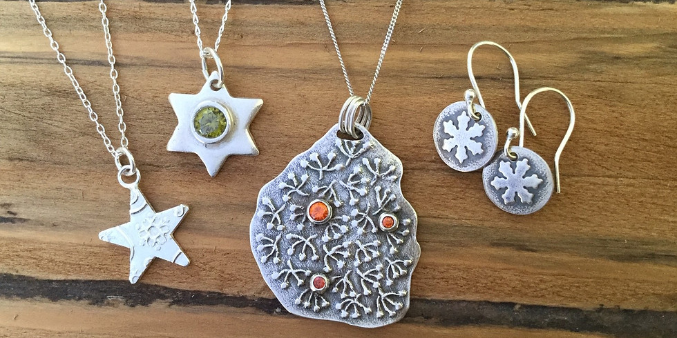 SOLD OUT Silver Clay Christmas Gift Making