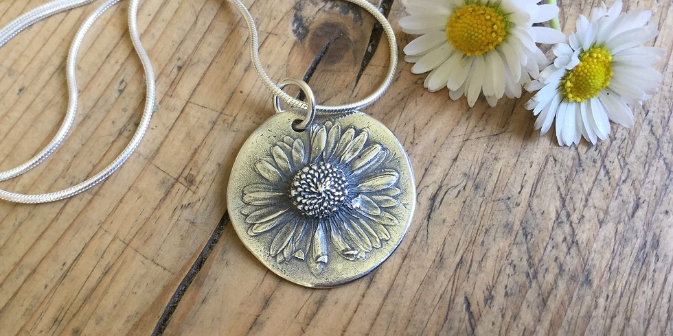 SOLD OUT       Inspired by Nature - Silver clay
