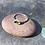 Thumbnail: Seaglass & Silver Pebble Ring