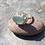 Thumbnail: Sea Glass Pebble ring