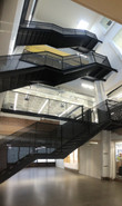 (4) Haymarket Publishing feature staircase over three floors