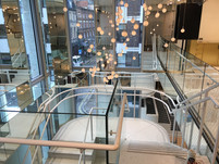 (12b) Soho feature staircase - Advertising agency