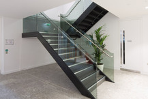 (10) Close Bros Finance feature staircase over three floors