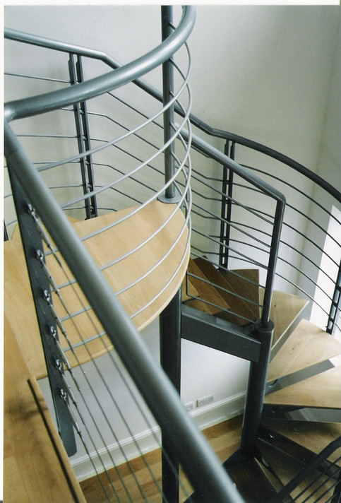 (13) Complex stairs for KKM architects