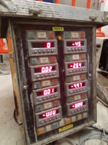 (31) Monitors for hydraulic jacks