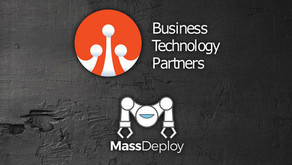 Business Technology Partners Acquires MassDeploy -- Bringing Enterprise-Level IT Automation to All