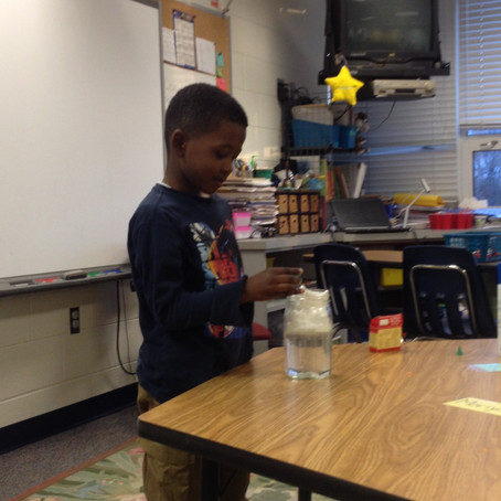It's Full STEAM Ahead for Science SOLs at Hoffman-Boston
