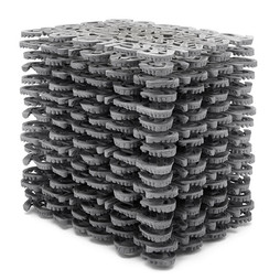 Large build capacity