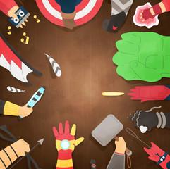 Avenger's Round Table
