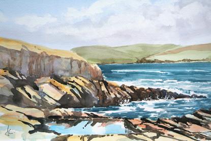 rocks in Devon.JPG