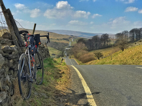 The Ice Cream: A 300km DIY Audax in the Dales