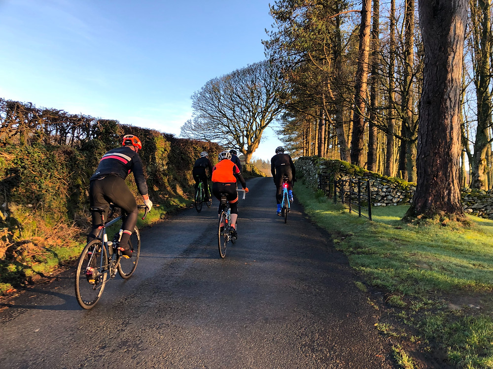 The Long Way Around to Fell Road