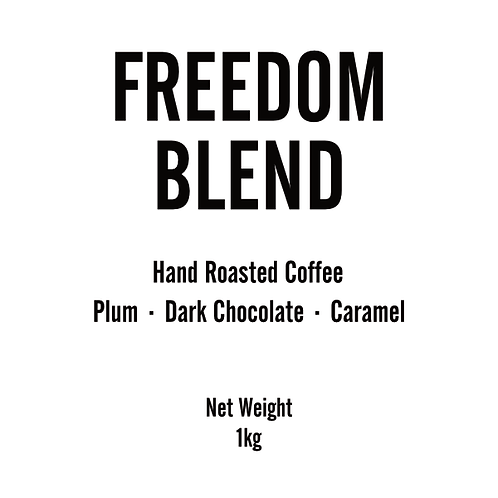 Freedom Blend 1kg - Whole