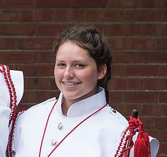 Picture of Chloe Graham-Briscoe, Drum Major