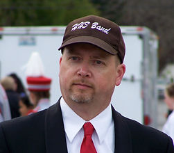 Picture of Roger White, Middle School Band Director