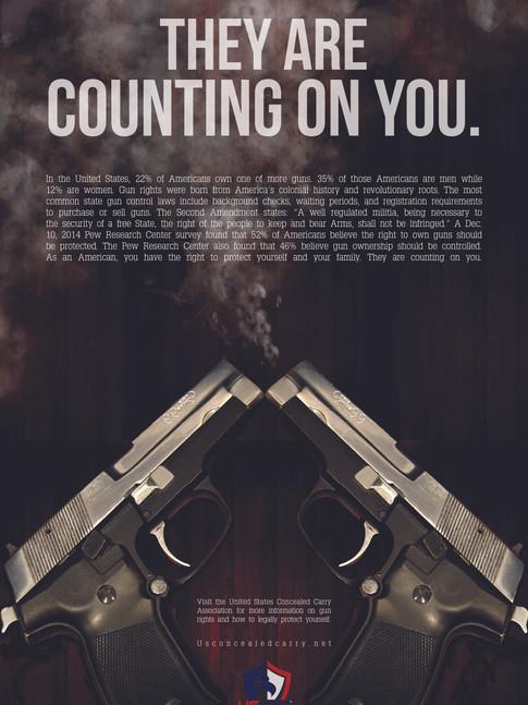 GUN CONTROL AD