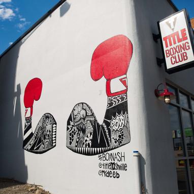 TITLE Boxing Club Nashville