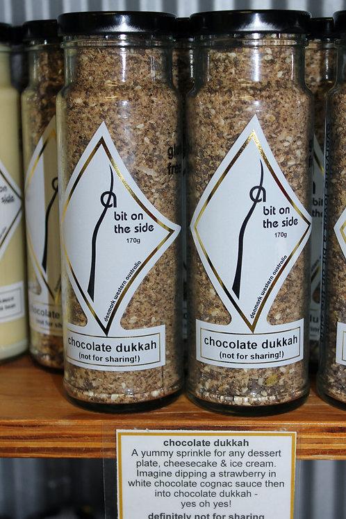 chocolate dukkah 140g