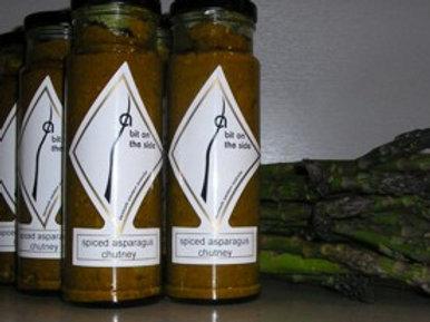 spiced asparagus chutney 250g