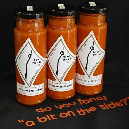 belizean chilli salsa 250g