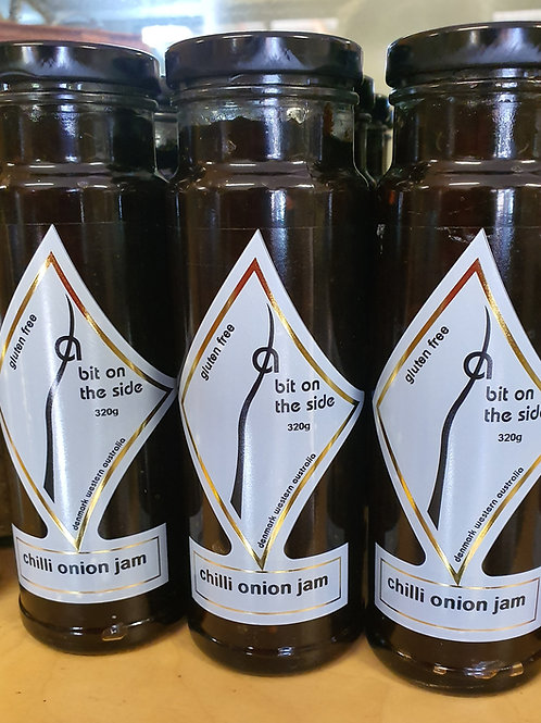 Chilli onion jam 320g