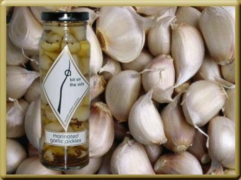 marinated garlic pickles 250g
