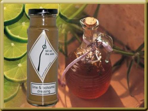 lime balsamic dressing 250ml