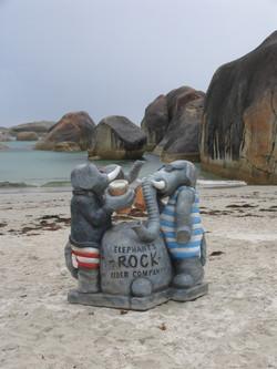 elephants rock at elephant rocks