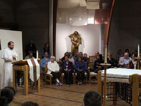 """""""The Jubilee Year of Mercy: Going Forth Sharing Life in Mercy"""" Art Exhibition Opening"""