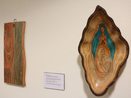 Con Compasión Viene la Esperanza (Left) & Hope in its Entirety… The Ascension (Right)