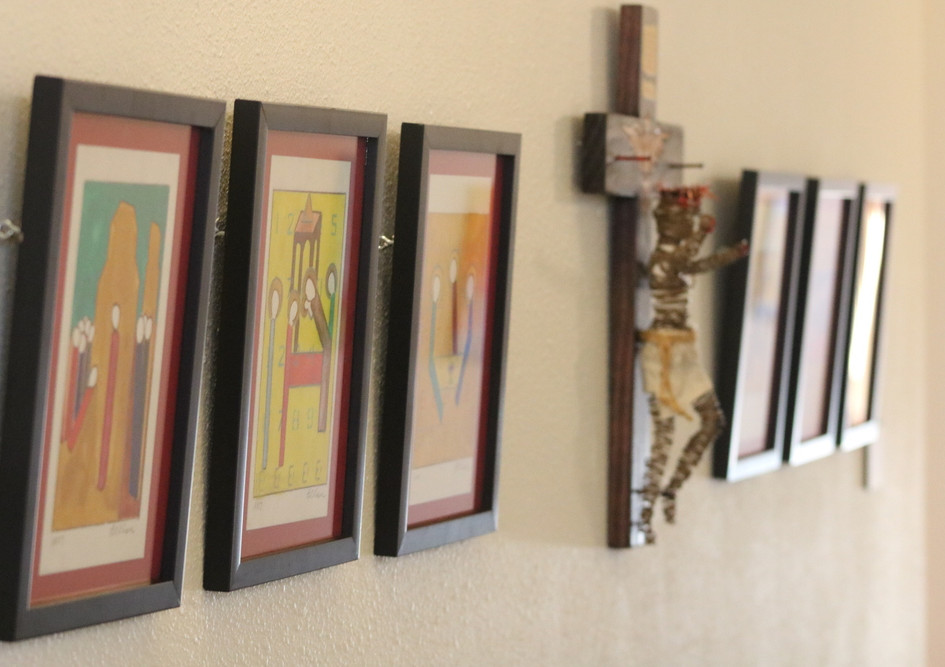 Life of Christ Series (Images) & He Is Risen (Cross)