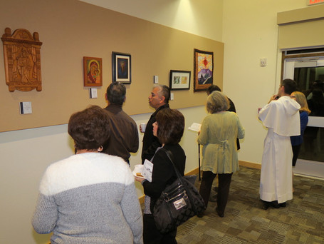 """Art at the Abbey 2016 - """"The Jubilee Year of Mercy: Going Forth Sharing Life in Mercy"""""""