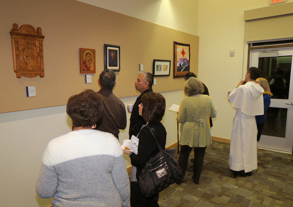 "Art at the Abbey 2016 - ""The Jubilee Year of Mercy: Going Forth Sharing Life in Mercy"""