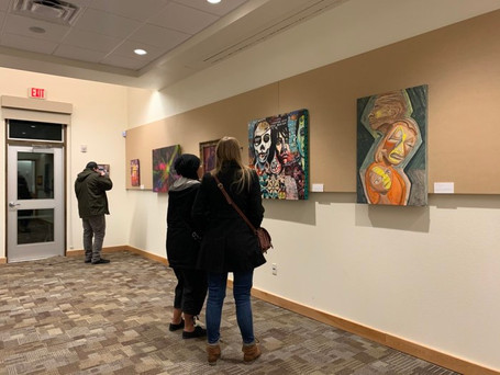 """""""What is Holiness?"""" Art Exhibition Closing"""