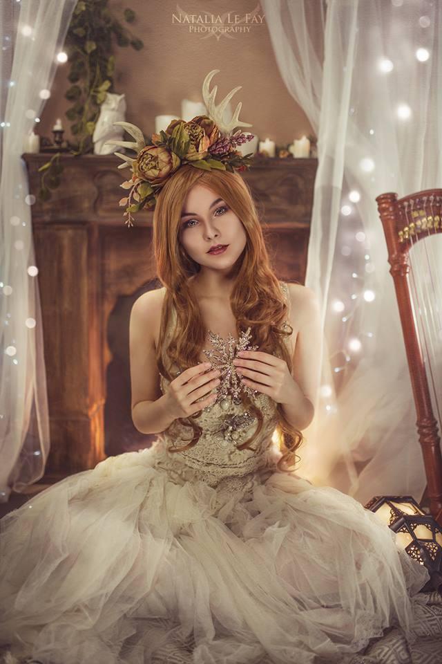 model Elvasyster foto natalya le fay
