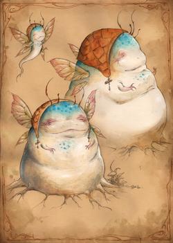 Bulbo by Gina Wetzel
