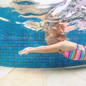 Obvestilo: plavanje - nadomeščanje:
