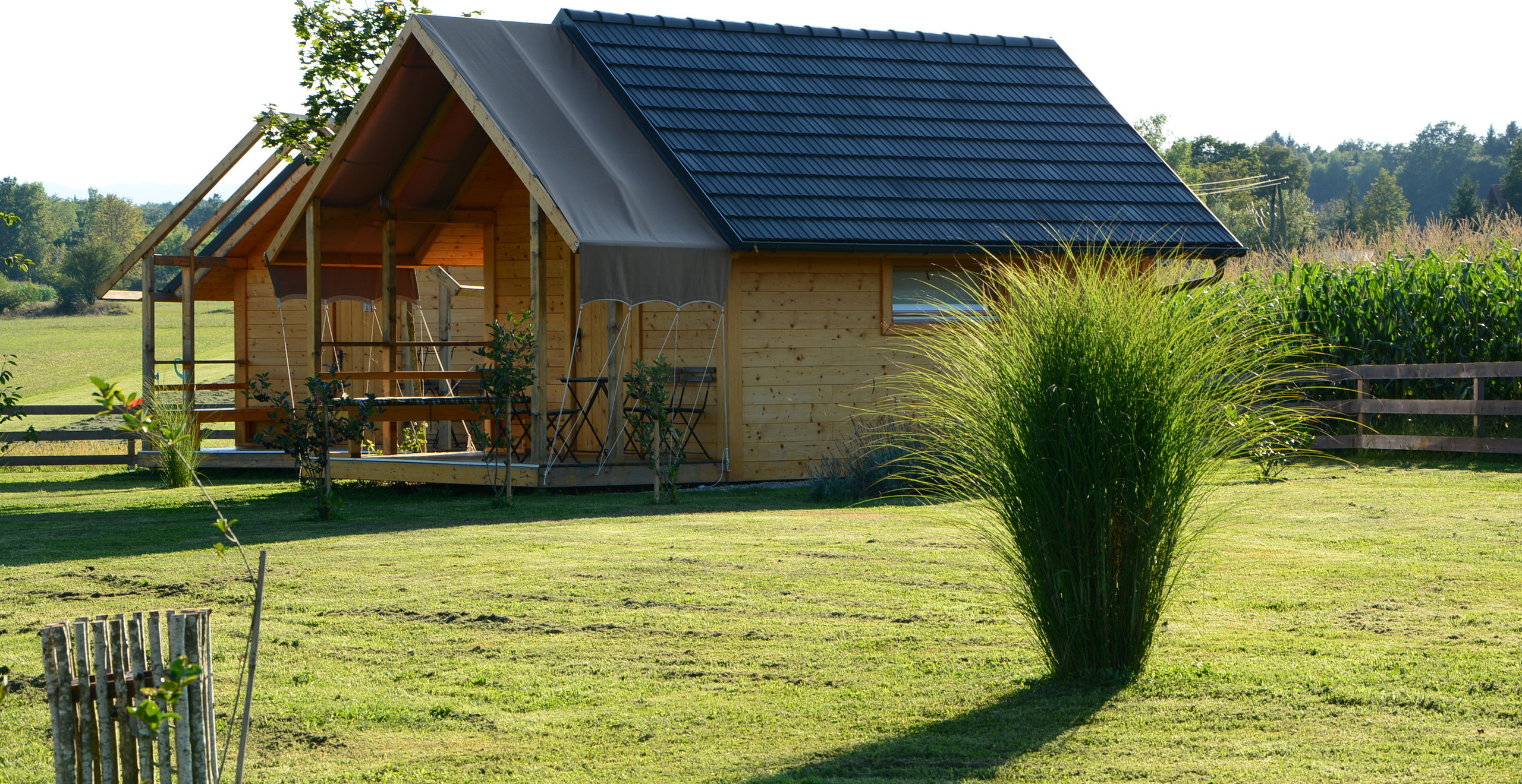 Glamping house