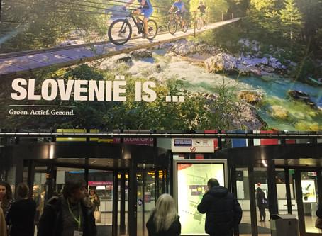 Slovenia: Green. Active. Healthy