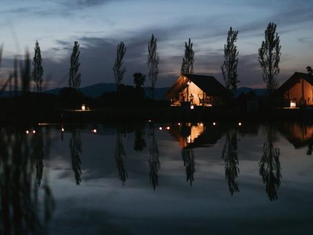 Glamping Slovenia, Kolpa River