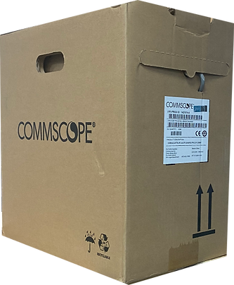 Cable Cat 6 Commscope Neconnect sin UL 1427074-4
